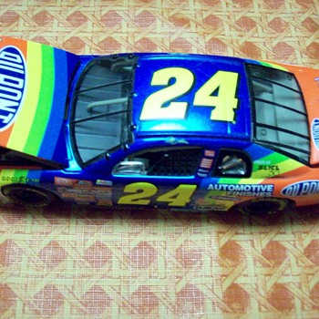 Jeff Gordon Action - Collectable - Model Cars
