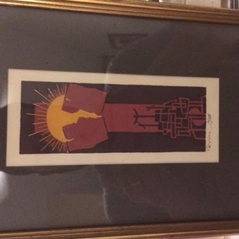 Religious Art Paper Mache???? - Fine Art