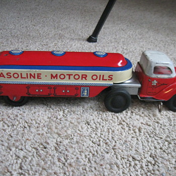 1950's Walt Reach Toy Truck by Courtland - Toys