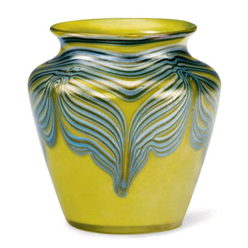 Loetz PG 829 - Art Glass