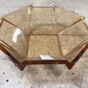 Unidentified Glass Object  - Glassware