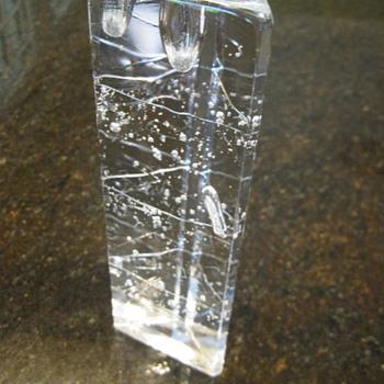 Iittala SCORE!!! - Art Glass