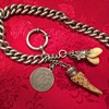 200? year old watch fobs and chain