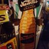 Nesbitts California Orange Soda Metal Sign