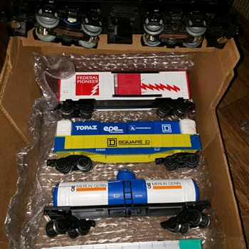 Train Haul #2 - Model Trains