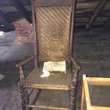 Attic Cleanup - Furniture