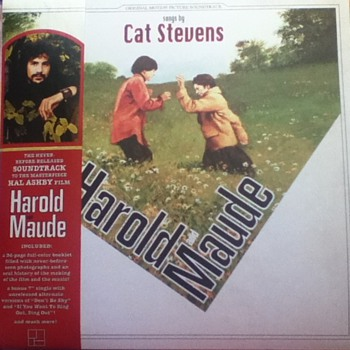 """Harold and Maude: Original Motion Picture Soundtrack"" Record Album"