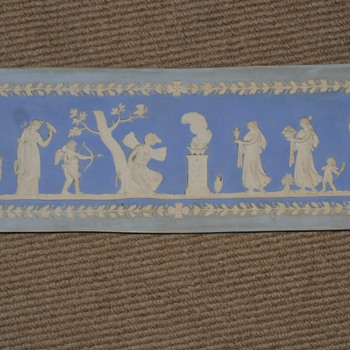 Jasperware - Wedgwood Fireplace tile - Pottery