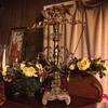 vintage/antique Brass & Crystal Sale of Justice