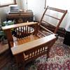 Antique Morris Chair Mission Style Rescue