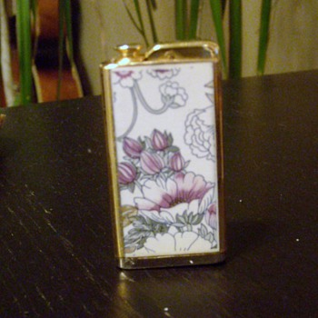 Vintage Japanese Perfume Spritzer - Bottles