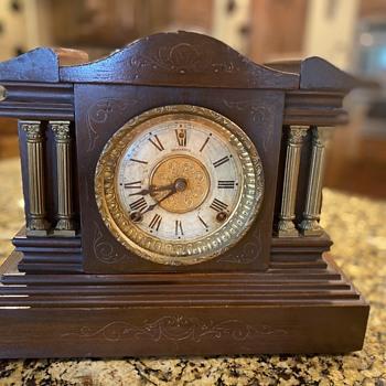 Sessions Mantel Clock - Clocks