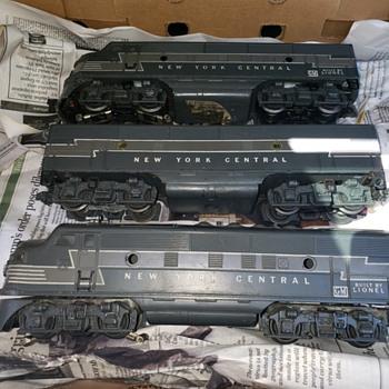 Lionel New York Central - Model Trains