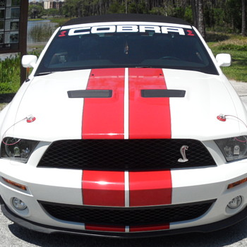 '08 Shelby GT500 Pace Car Edition - Classic Cars