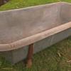 Tin Bath - help me identify age?