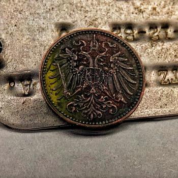 1914 Austrian Heller