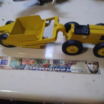 Hubley Scraper - Toys