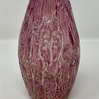 """Loetz """"Dunkelheliotrop Astglas"""", PN II-569, ca. 1901 - Art Glass"""