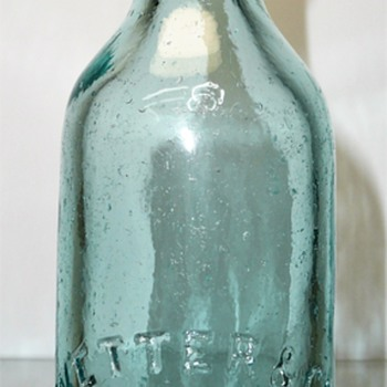 Wetter, Mehrkens, & South End Soda Bottles - Bottles