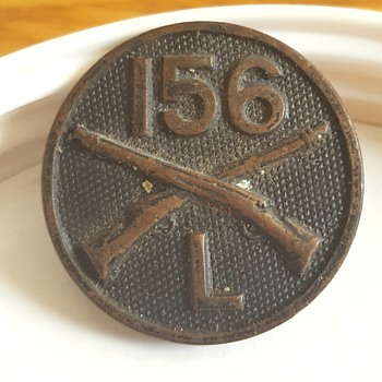 Unknown military insignia - Military and Wartime