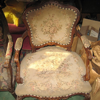 another old Chair - Victorian Era