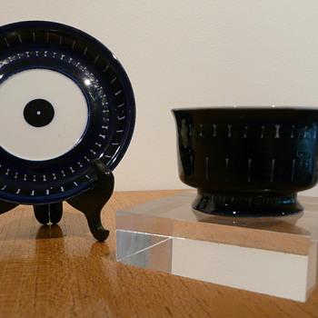 VALENCIA ARABIA FINLAND MOKA DEMITASSE - Pottery