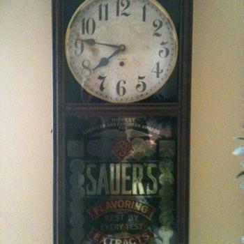 store clock - Clocks