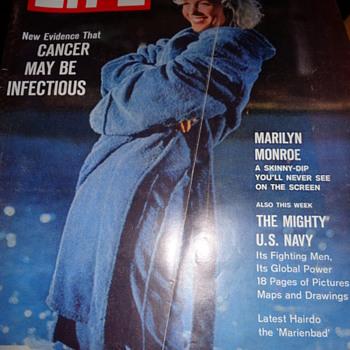 LIFE magazine, August 15, 1960. - Paper