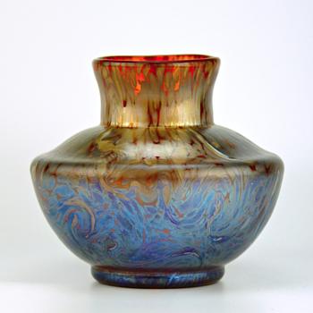 Loetz Phänomen Genre 2/207 circa 1902 - Art Glass