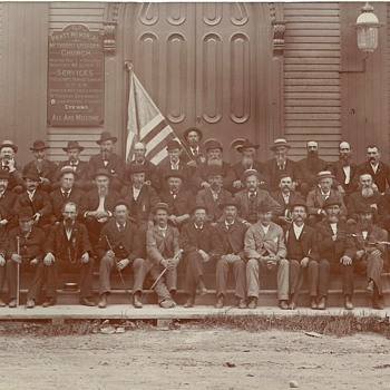 Civil War Veterans of Rockland, Maine - Military and Wartime