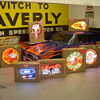 vintage advertsing neon signs