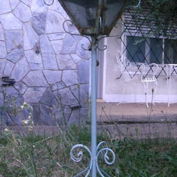 Vintage Lantern. - Lamps