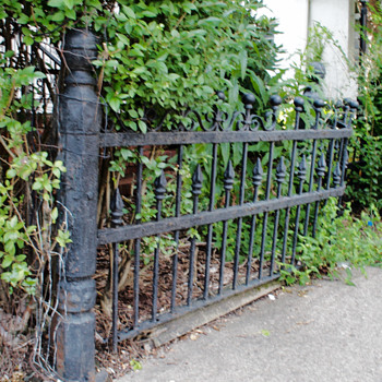 Wrought Iron Fence, Wilkes-Barré, PA - Tools and Hardware
