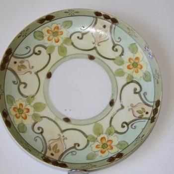 Nippon Plate Markings - China and Dinnerware