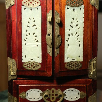 Chinese Jewelry Box - Asian