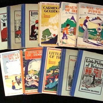 "'Children of All Lands Books"", 1930's"