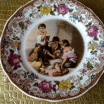 GLORIA BAYREUTH CABINET PLATES - China and Dinnerware