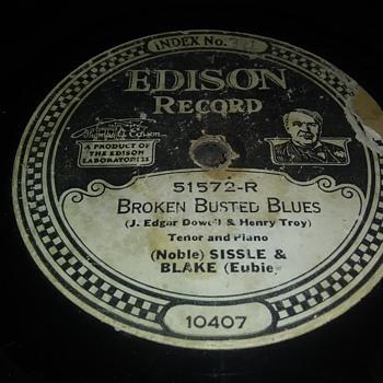 DIAMOND NEEDLED DISC - Records
