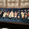 rare antique eight immortals rug
