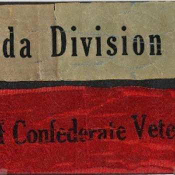 Florida SCV Ribbons - Military and Wartime