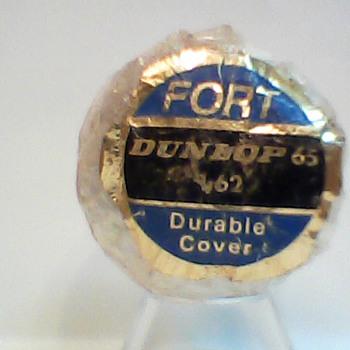 """The """"Fort Dunlop"""" Dunlop 65 Golf Ball"""