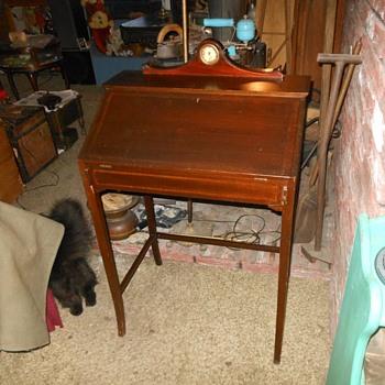 Long Awaited Secretary Desk Post - Furniture