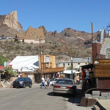 Route 66 Oatman, AZ - Photographs