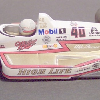 Onyx 1/43 scale Indy cars - Model Cars