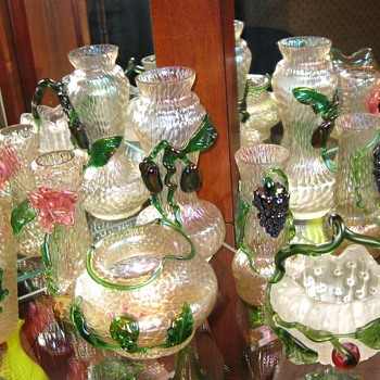 A Czech collector's dream: glass that transcends the years, shared with good cheer. - Art Glass