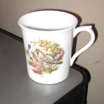 Queens Rosina China Co Ltd Cup - China and Dinnerware