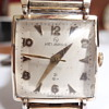 """1955 Helbros 10K 21 Jewel P61 """"germany"""" watch"""