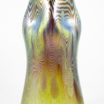 Loetz Argus Phänomen Genre 2/351 PN II - 1222 ca. 1902 - Art Glass