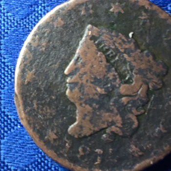 1815  cent - US Coins