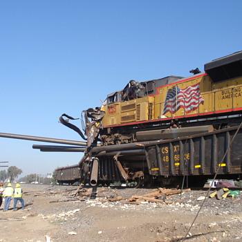 Train wrecks - Derailments